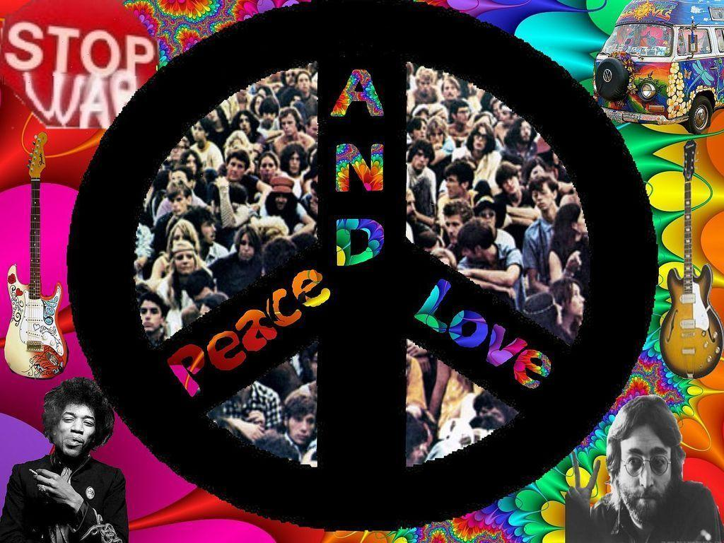 Peace And Love Hd 1795 Desktop Backgrounds