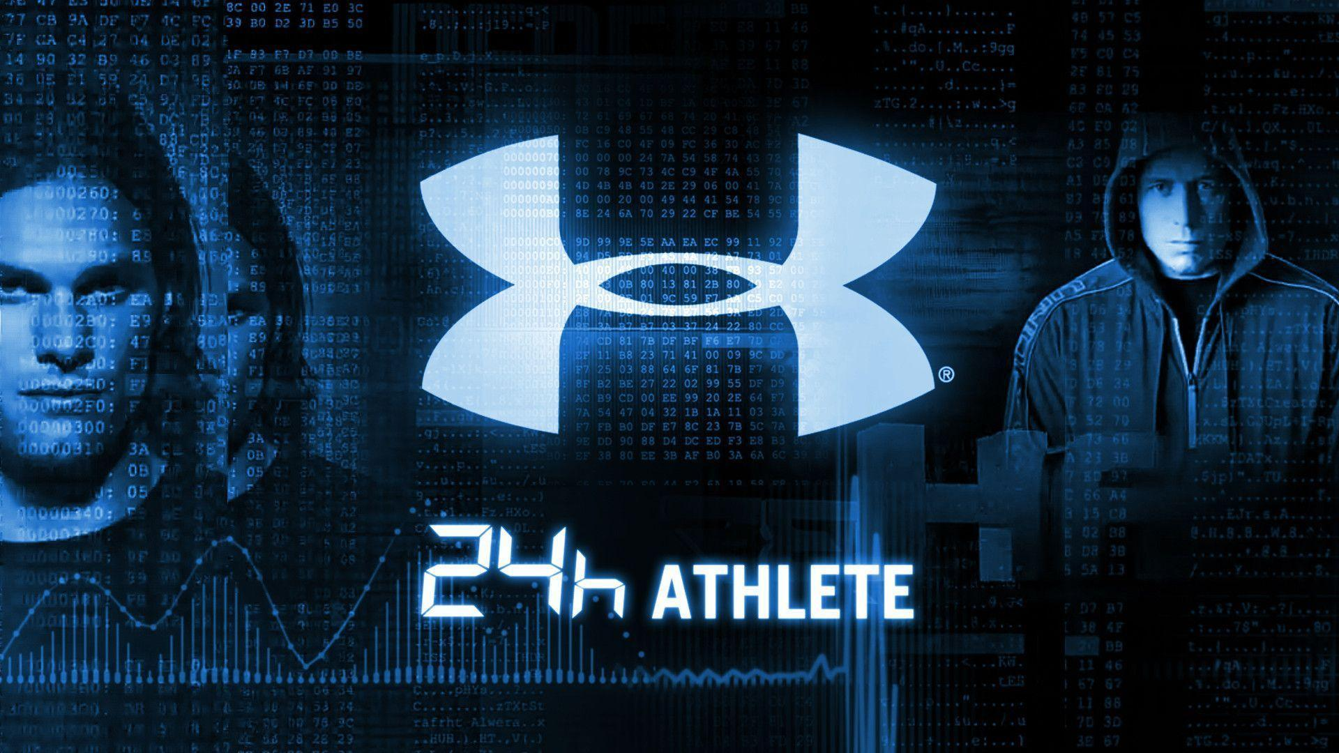 Logos For > Under Armour Logo Desktop Wallpaper