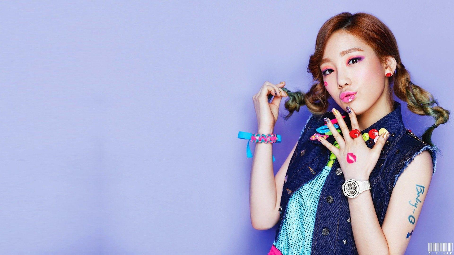 Kim Taeyeon Wallpapers 2015 - Wallpaper Cave