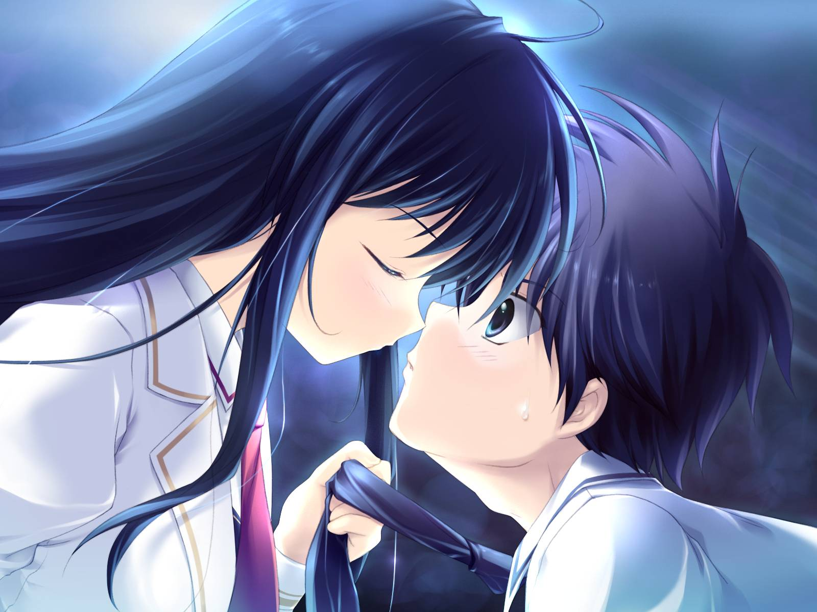 Love Wallpaper With Girl : Anime Love Wallpapers - Wallpaper cave