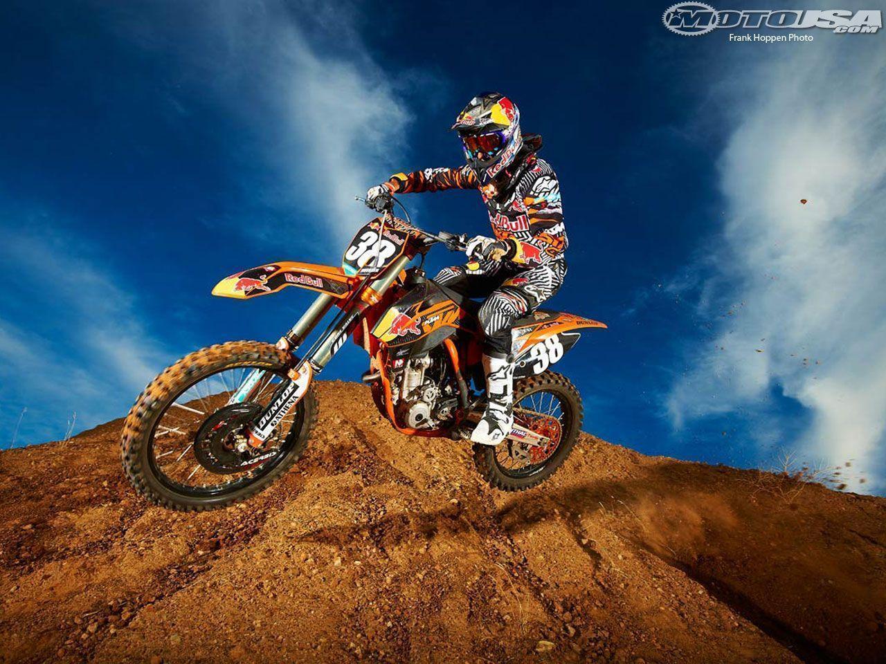 Ktm Motocross Games