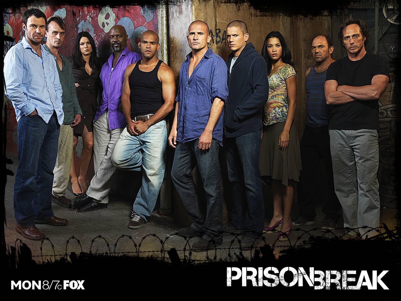 Prison Break Season 4 Wallpapers Wallpaper Cave