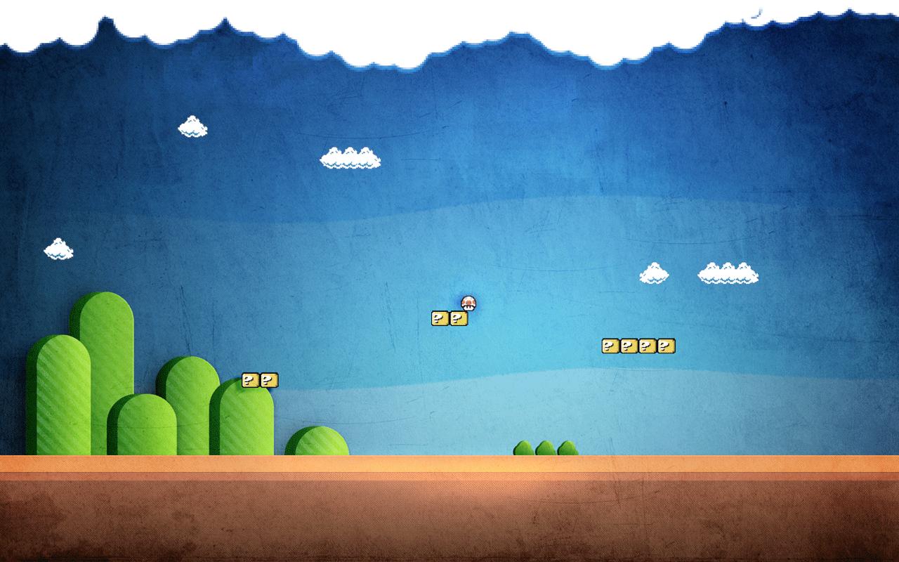 Badass Super Mario desktop wallpapers - Sharenator.