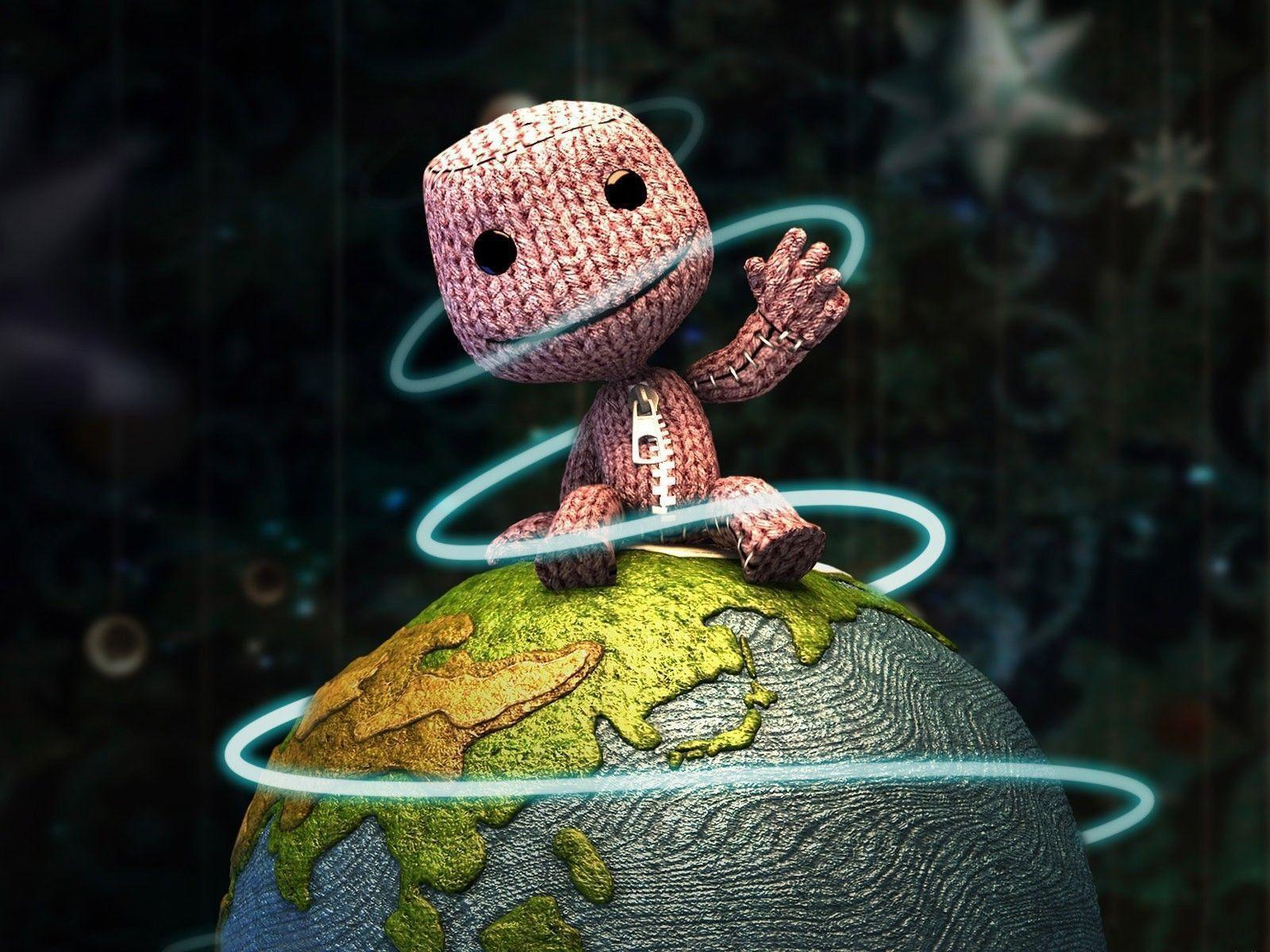 Little Big Planet Wallpaper: LittleBigPlanet Backgrounds
