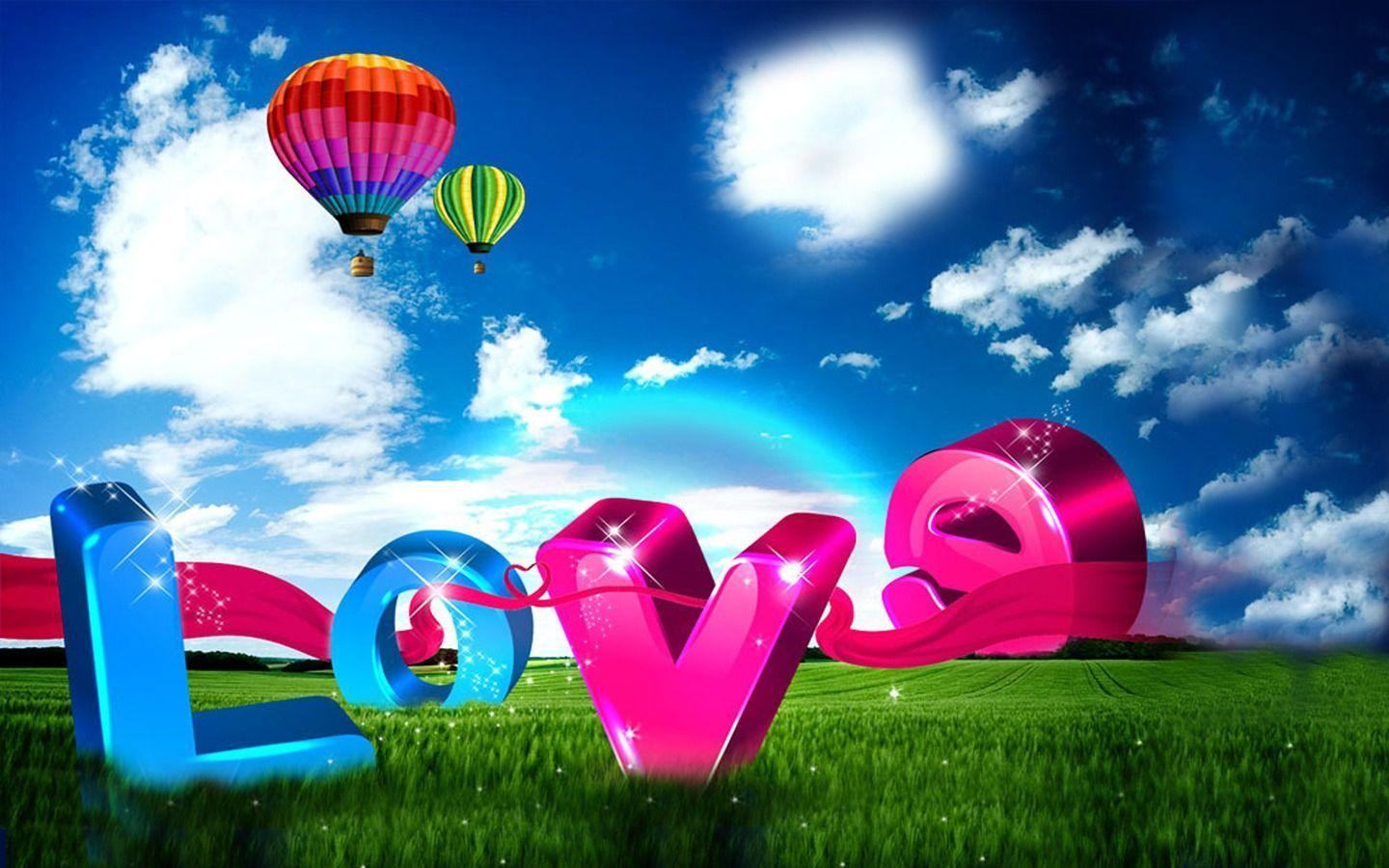 3d Love Wallpaper For Pc : Nature Love Wallpapers - Wallpaper cave