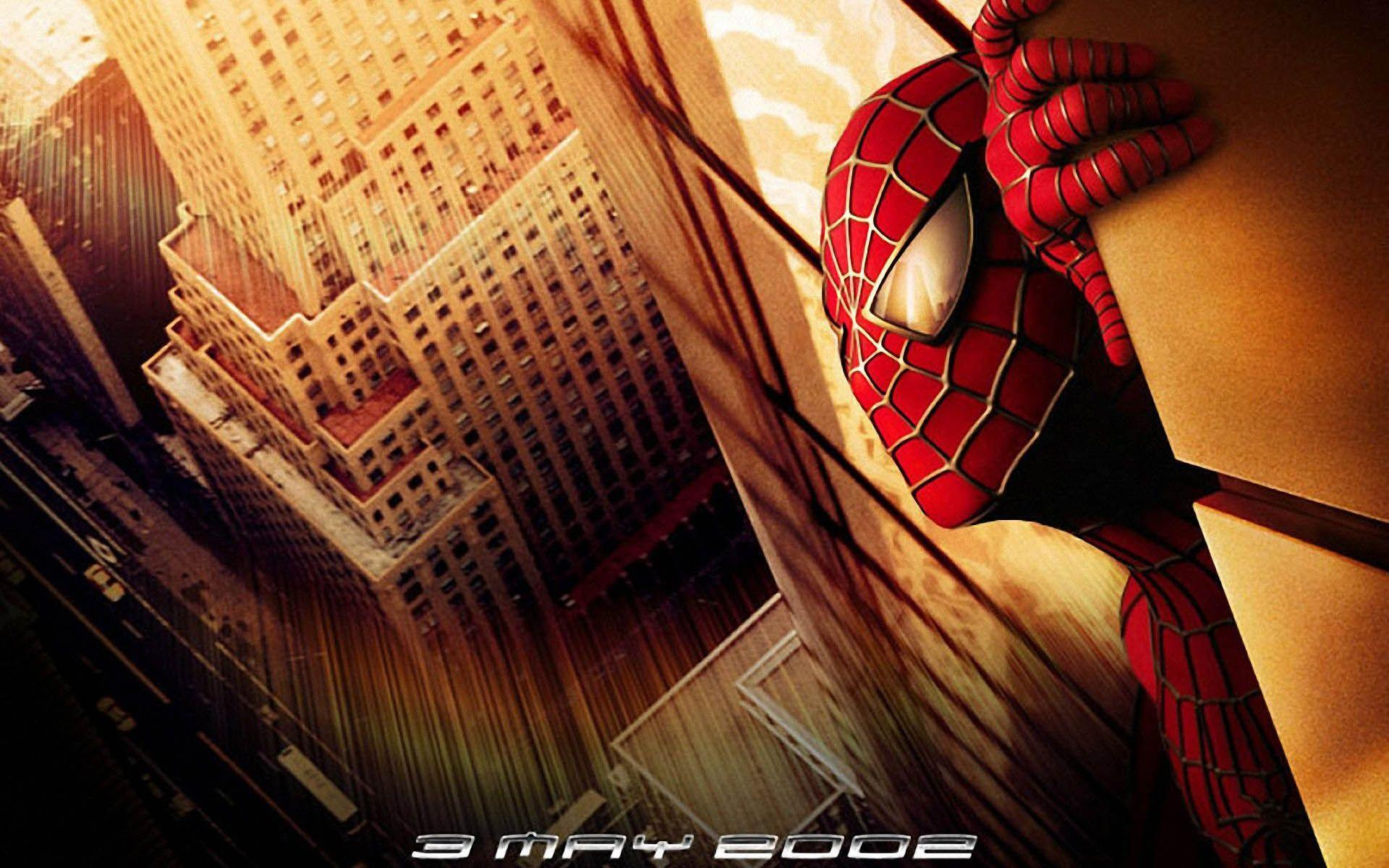 Wallpapers For > Spiderman 3 Wallpapers Hd
