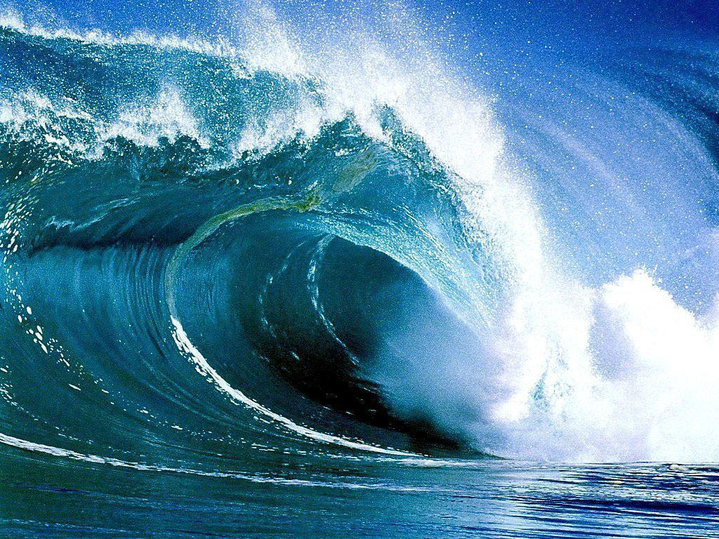 Wave Wallpaper High Resolution Wave Wallpapers - Wall...