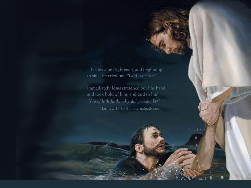 We ain't drowin' no more! - The Bible Wallpaper (6970085) - Fanpop
