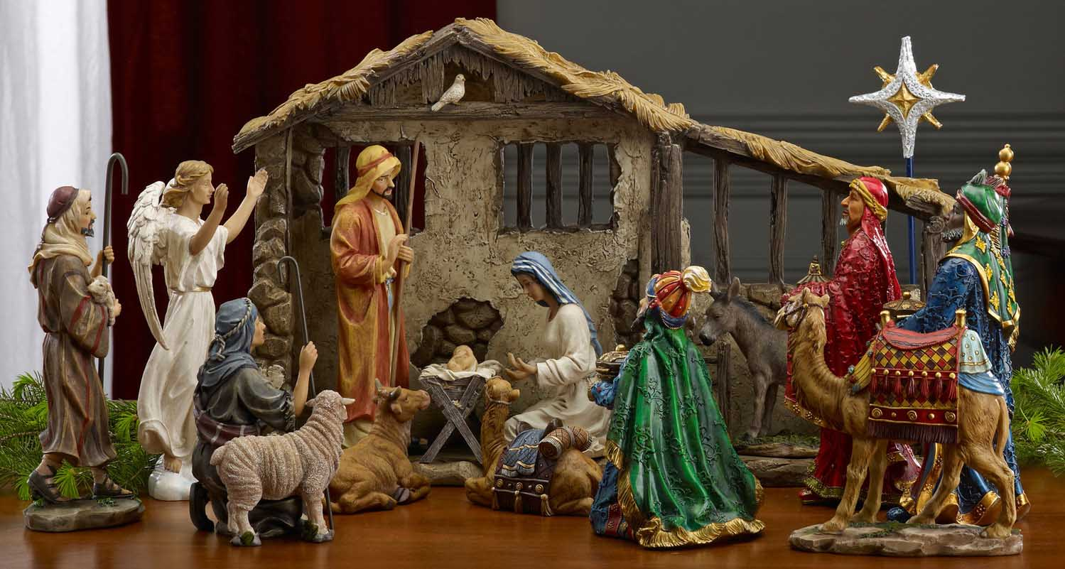 Christmas Nativity Wallpapers - Wallpaper Cave