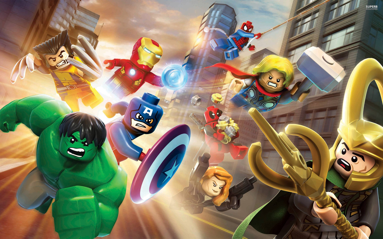 Marvel Heroes 2015 Wallpaper | Marvel Heroes Omega