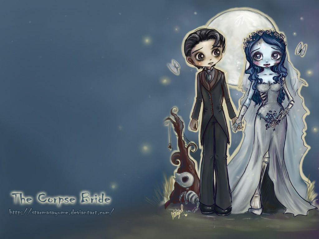 corpse bride movie wallpapers - photo #20