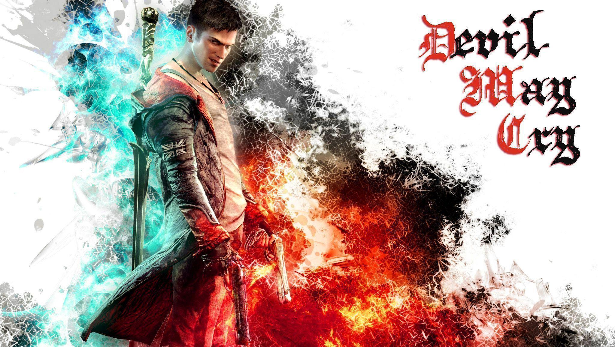 Devil May Cry Dante Wallpaper: Devil May Cry HD Wallpapers
