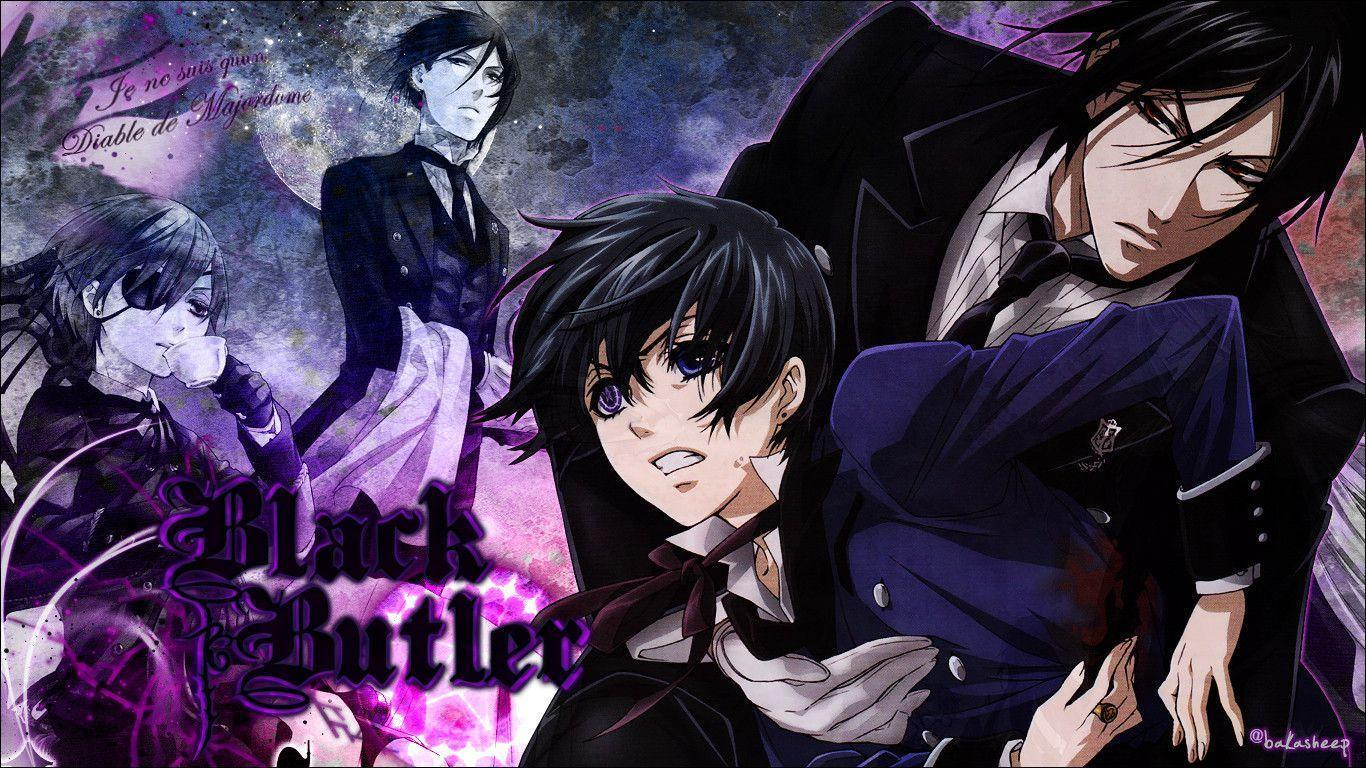 Black Butler HD Wallpapers
