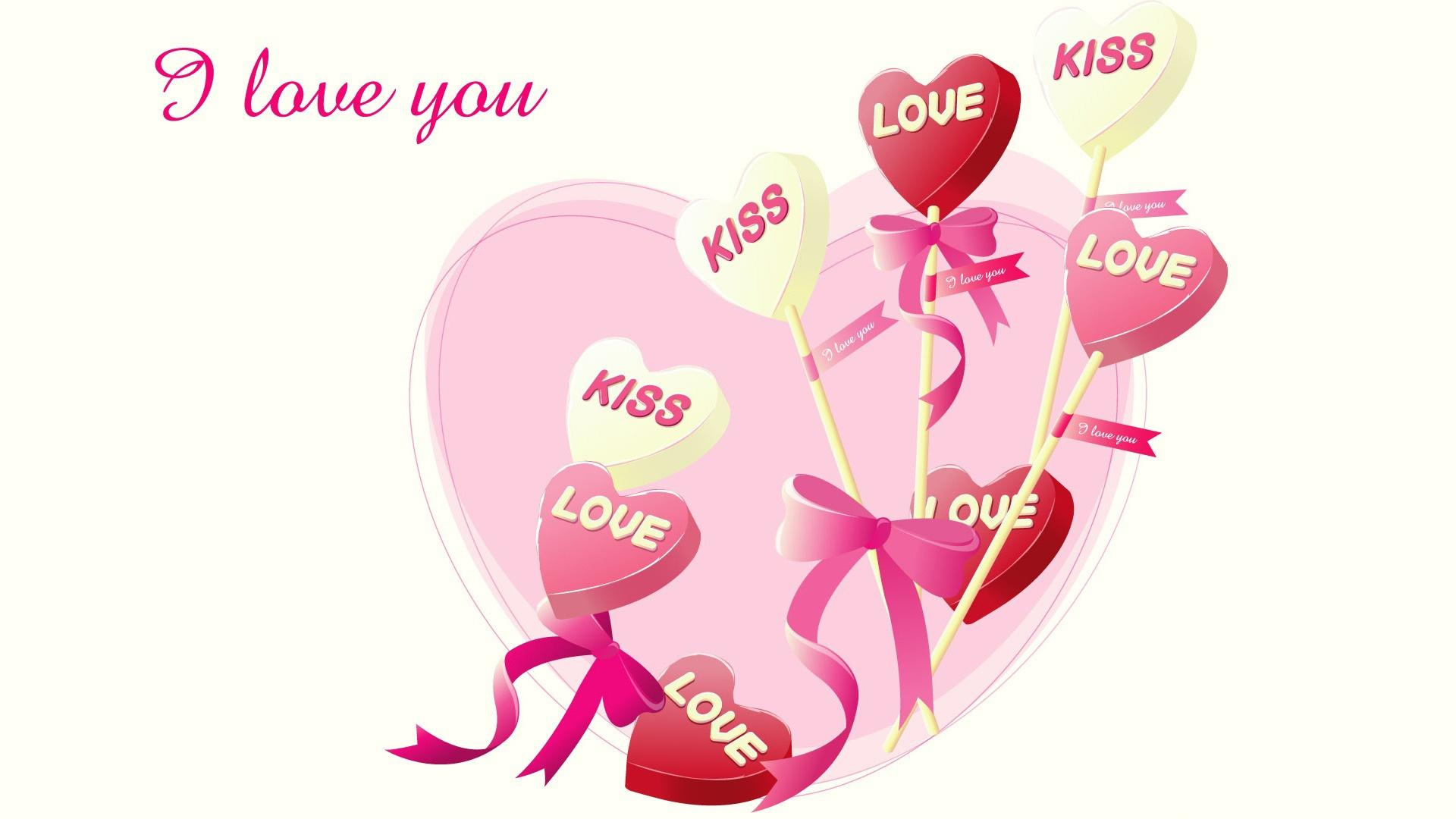 i love you heart hd wallpaper - Best Wallpapers .