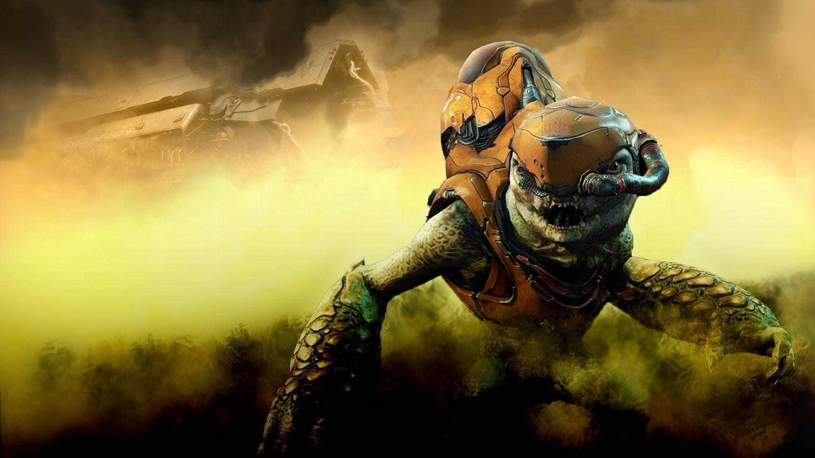 Collection Of Halo 4 Wallpapers 1600x900 HD Game Wallpapers