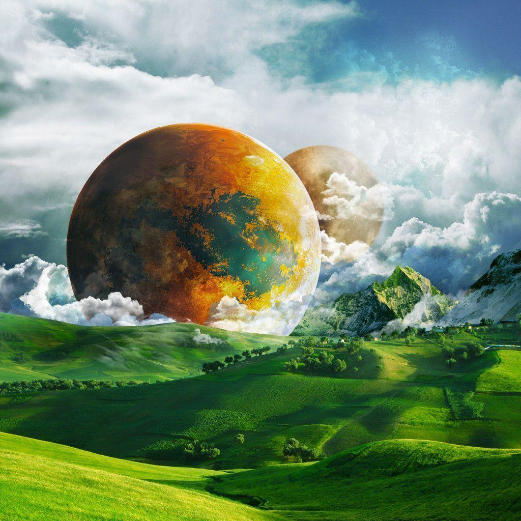 Fantasy Planet Wallpapers