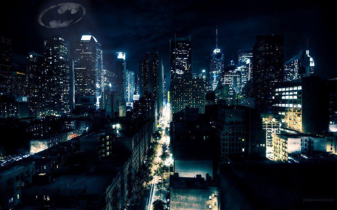 AmazingPict.com | Gotham City at Night