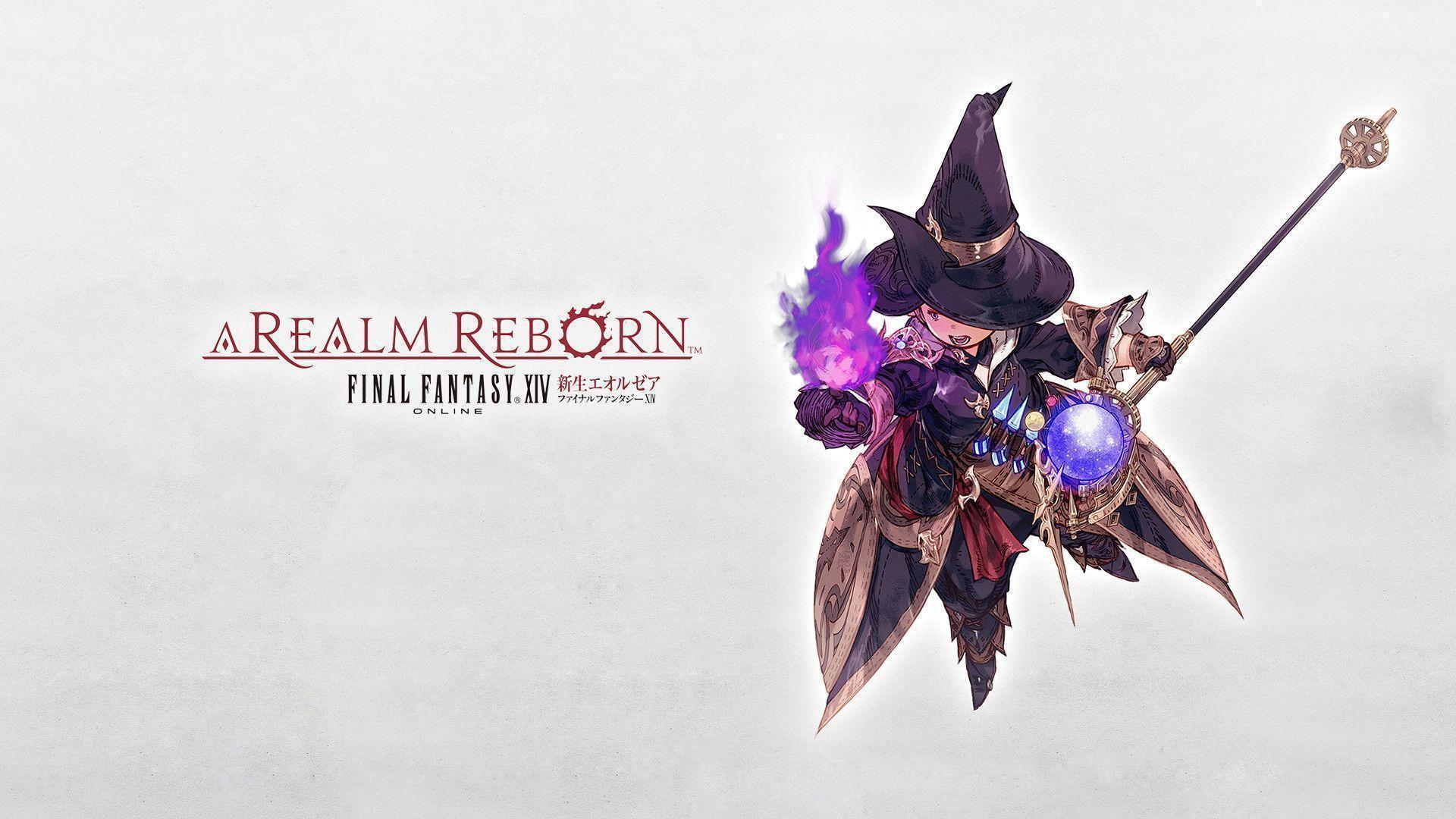 A Different Set of 1920 x 1080 FFXIV ARR Wallpapers