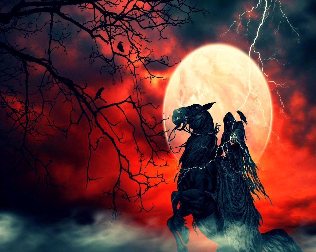 Grim Reaper Wallpapers on