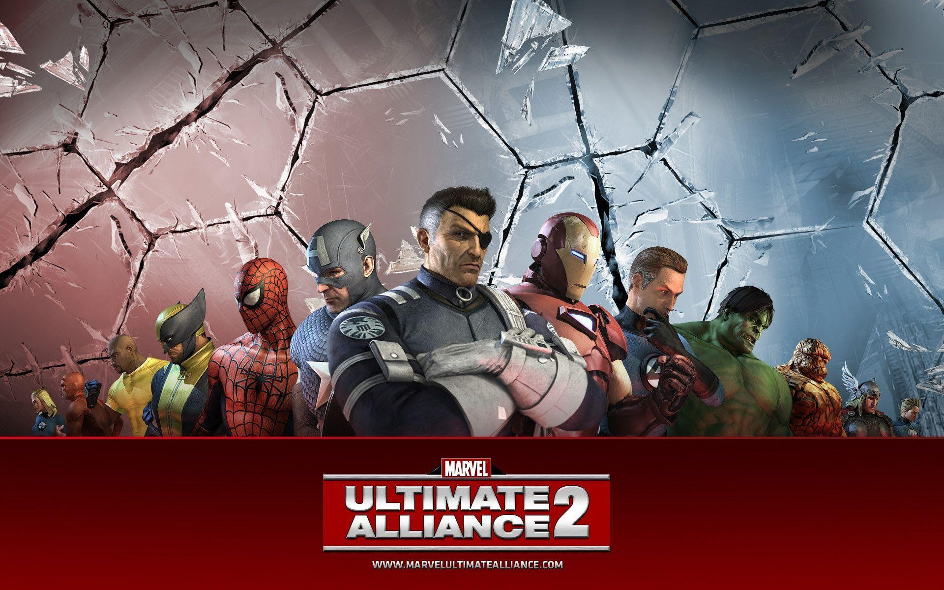 wallpaper alliance ultimate - photo #6