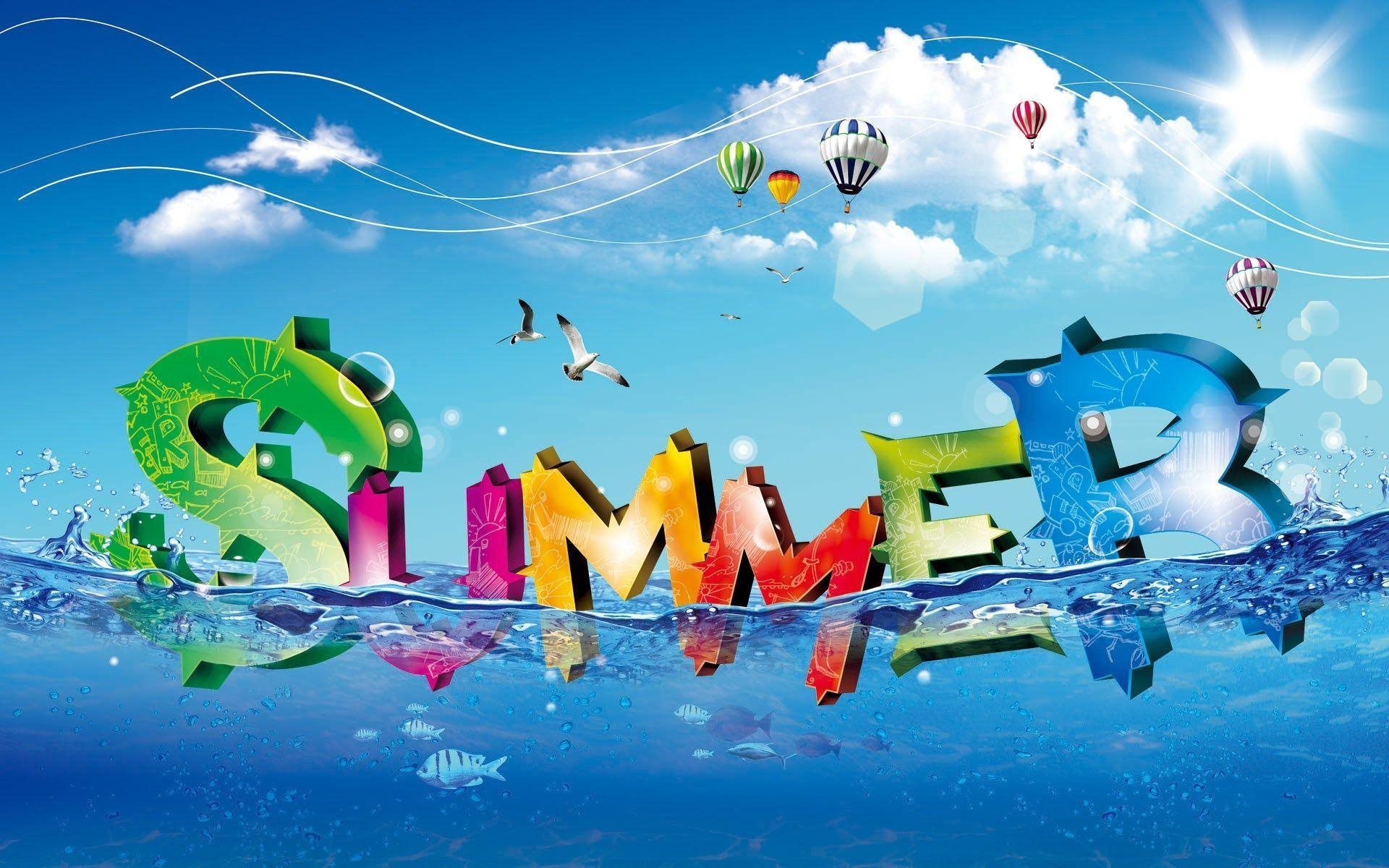 Impressive HD Summer Wallpapers | Design Knock