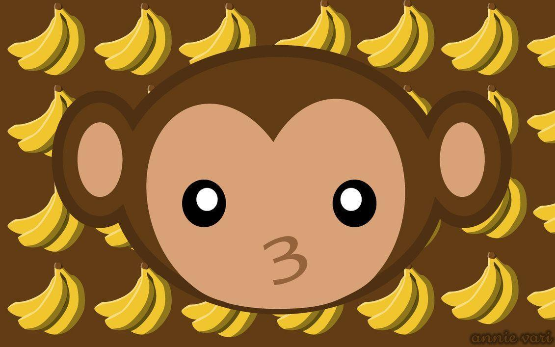 monkey cartoon wallpaper - photo #13