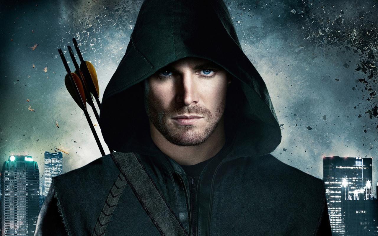Pix For > Green Arrow Wallpapers Hd