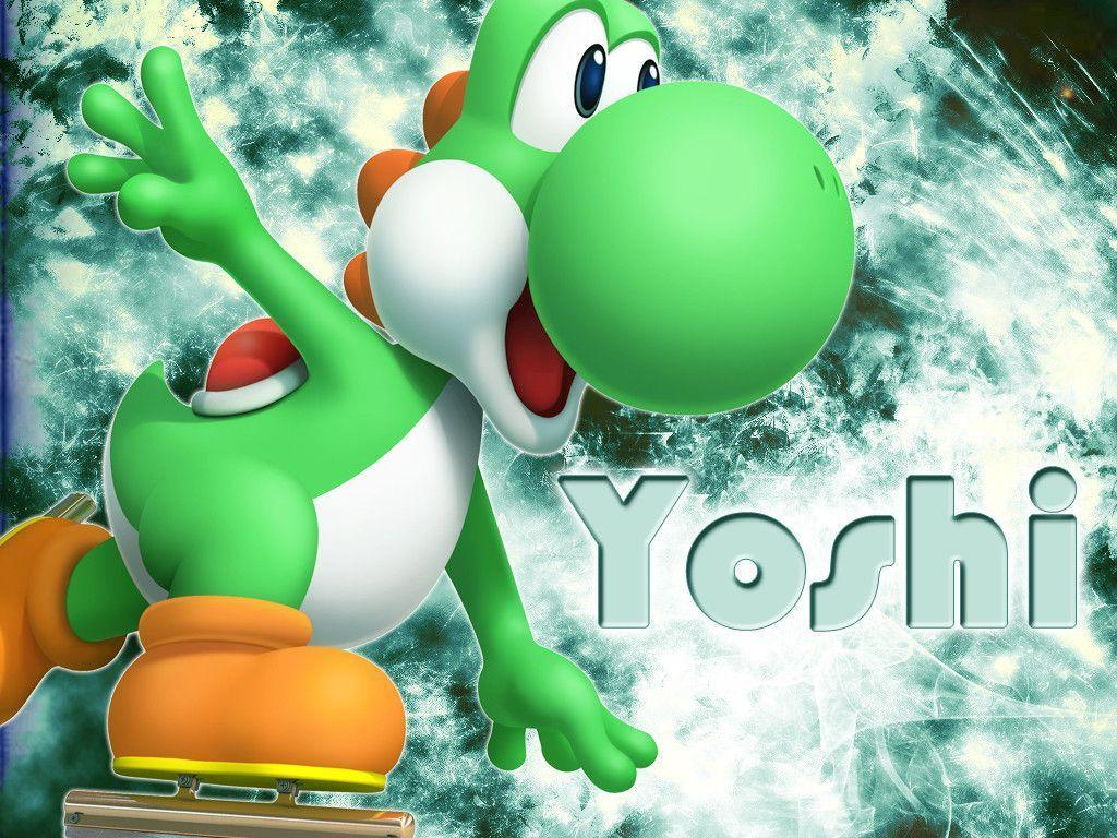 Cute Baby Pics Wallpapers 64 Images: Yoshi Wallpapers