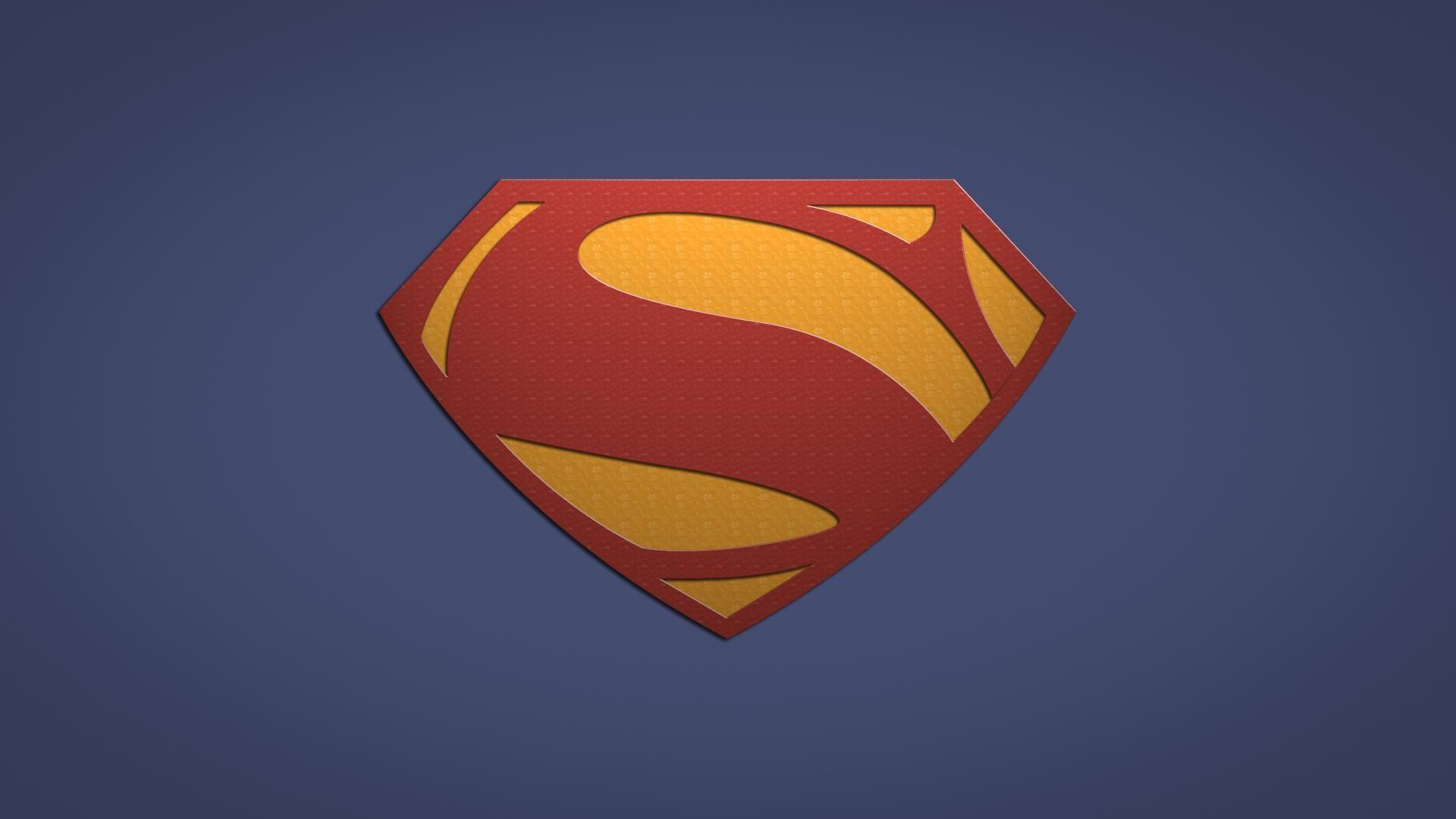 superman logo wallpaper hd - www.