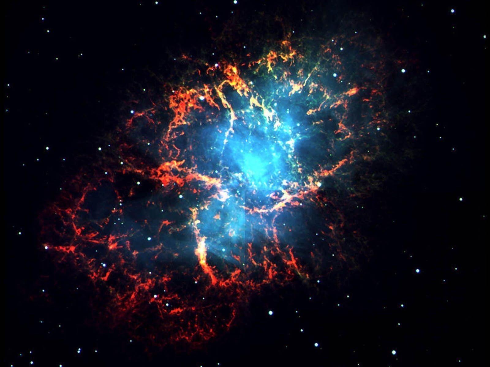 Cool Crab Nebula 13107 HD Wallpapers Pictures