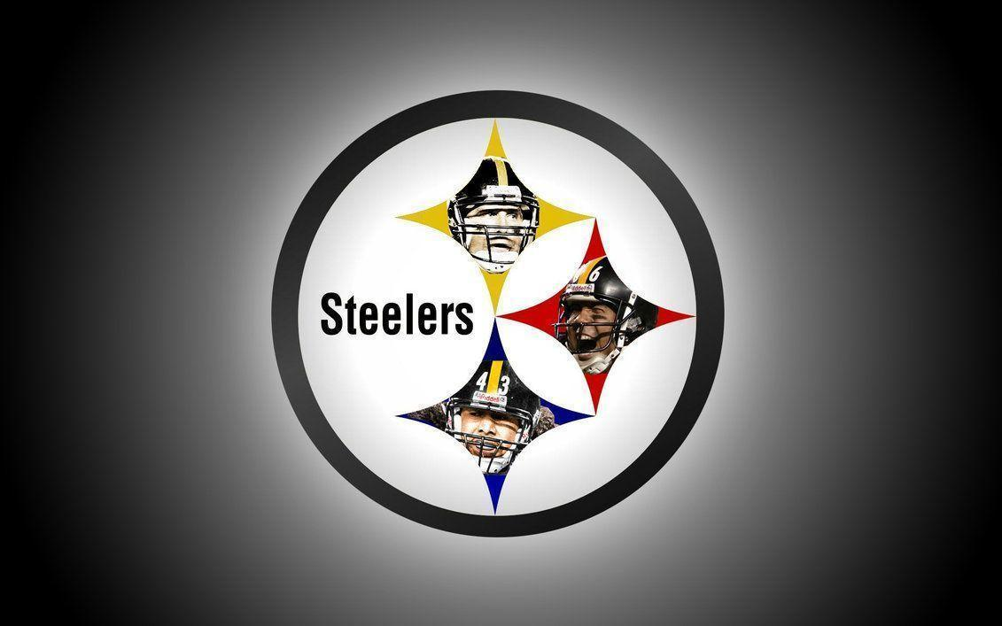 Pittsburgh Steelers Logo Wallpaper: Free Pittsburgh Steelers Wallpapers