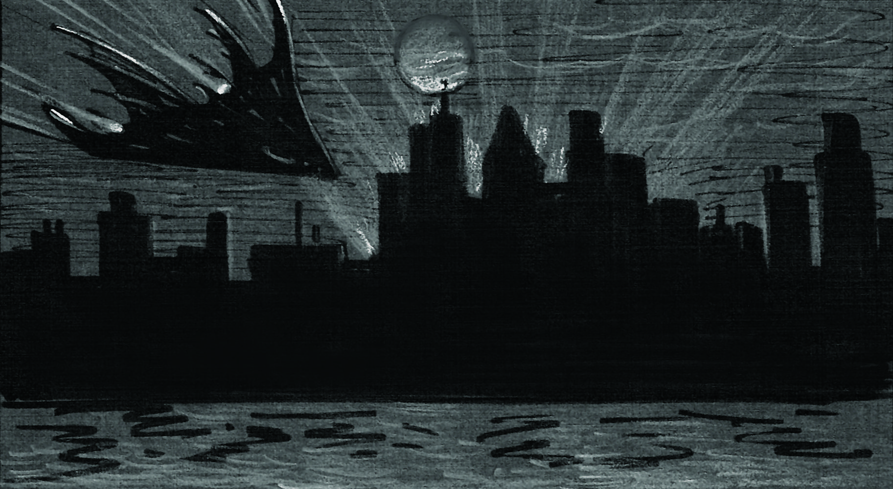 AmazingPict.com | Gotham City Artwork Pictures