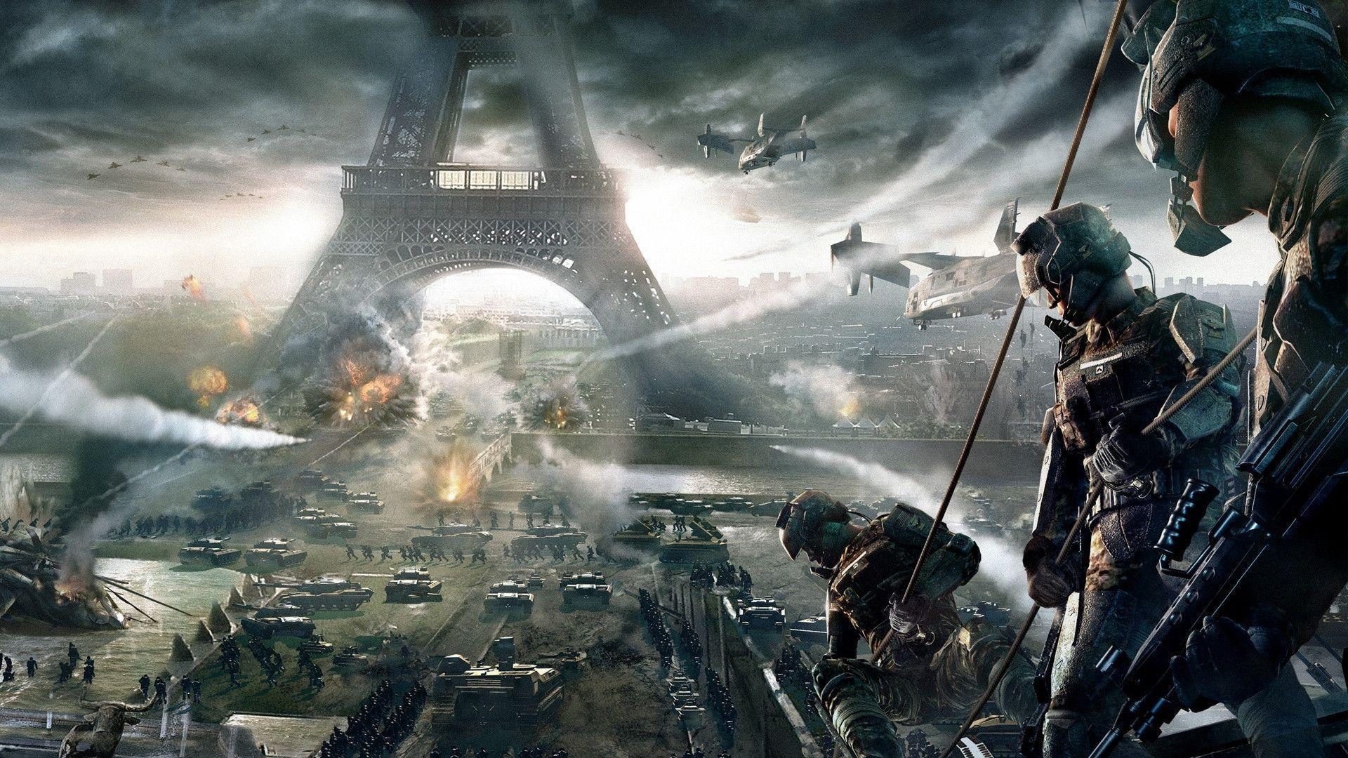 21 Call Of Duty Modern Warfare 3 Wallpapers