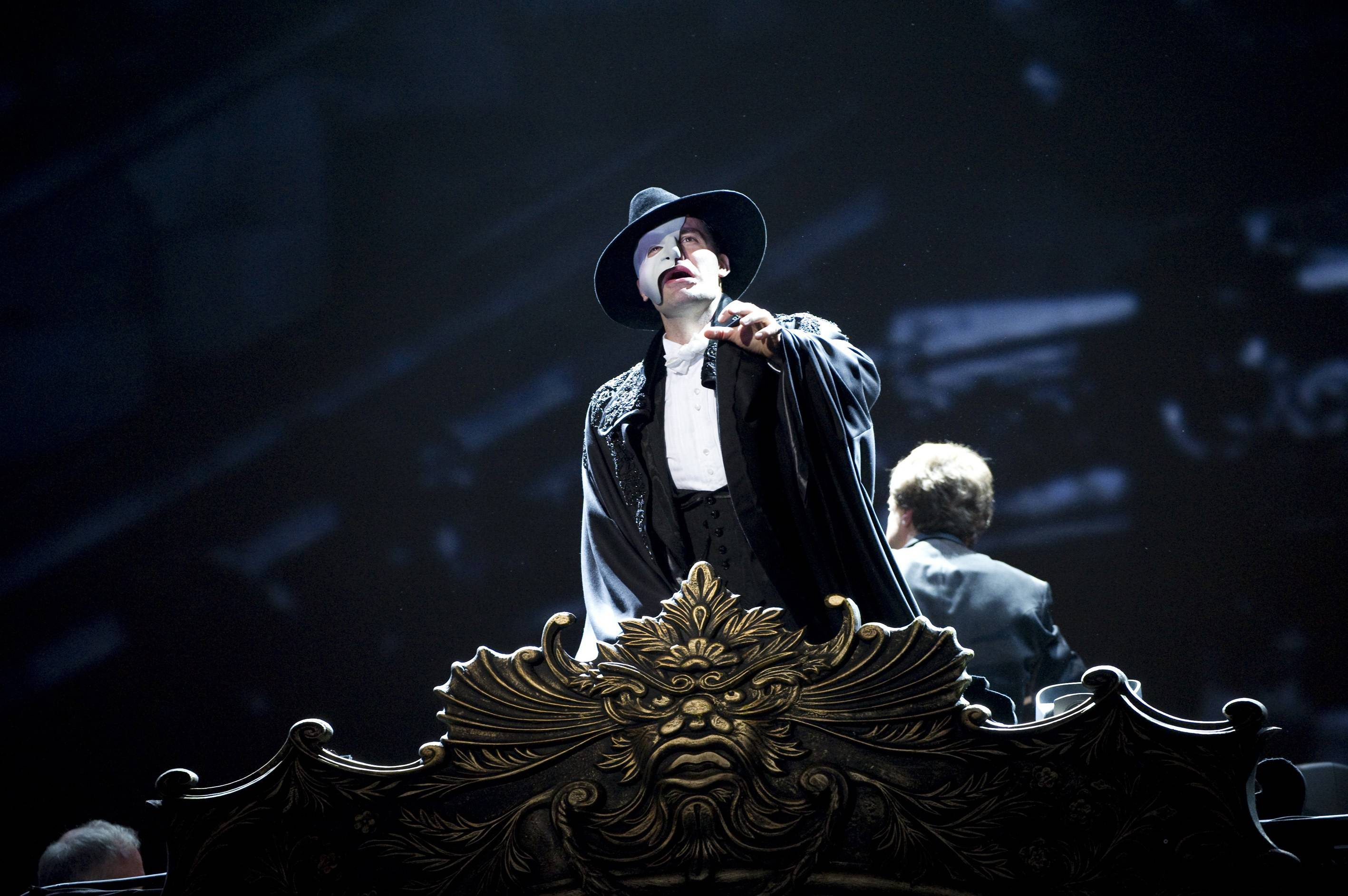 Phantom Of The Opera Royal