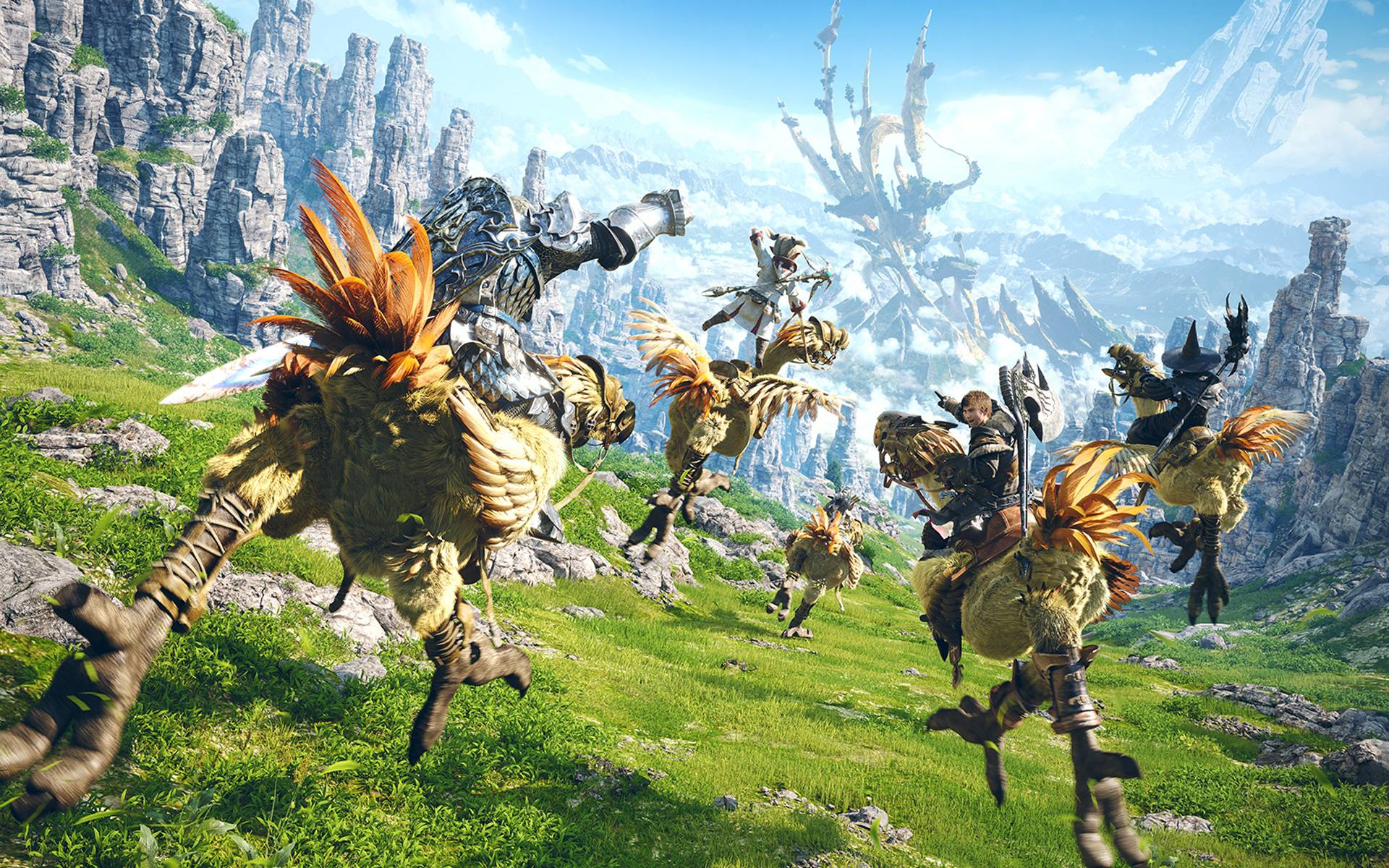 Final Fantasy XIV Wallpapers HD Download