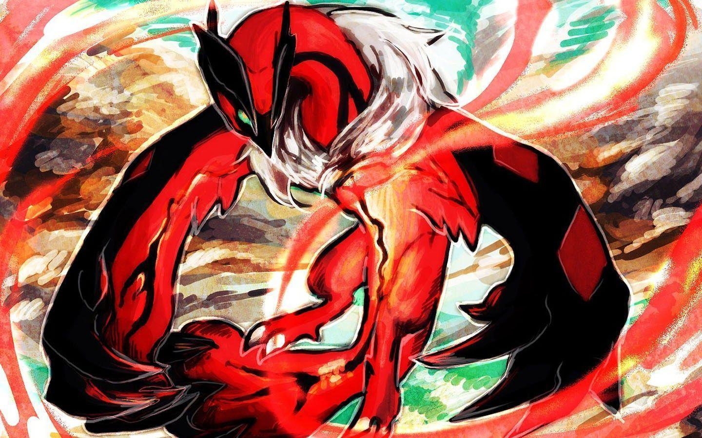 Yveltal Iphone Wallpaper Pokemon legendary wallpapers - wallpaper cave