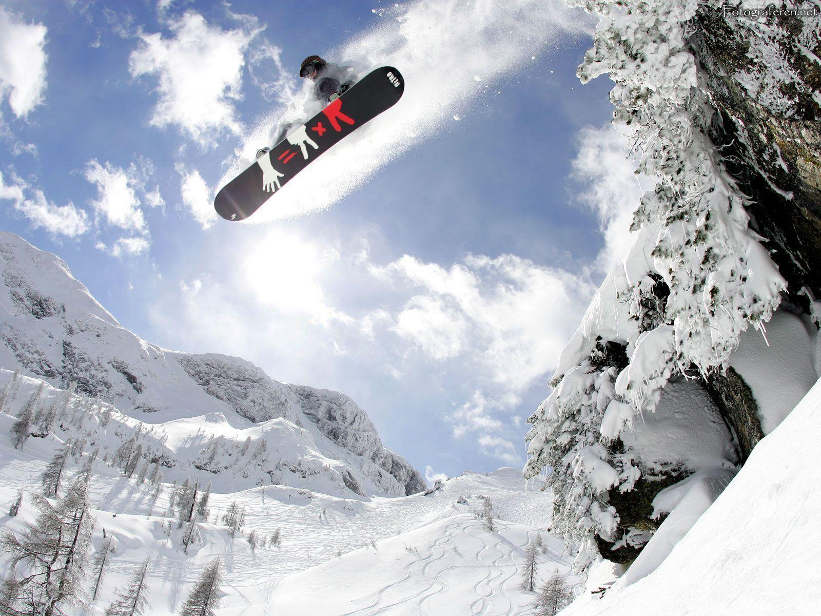 Snowboarding Wallpapers HD - Wallpaper - 328.3KB