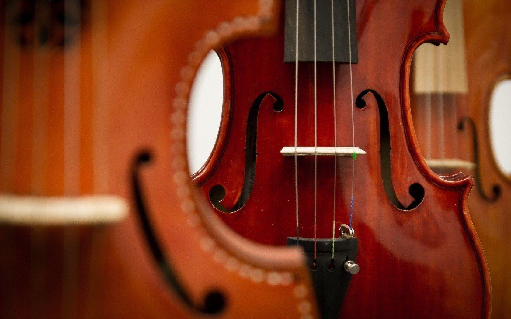Violin Music HD Wallpaper - ZoomWalls
