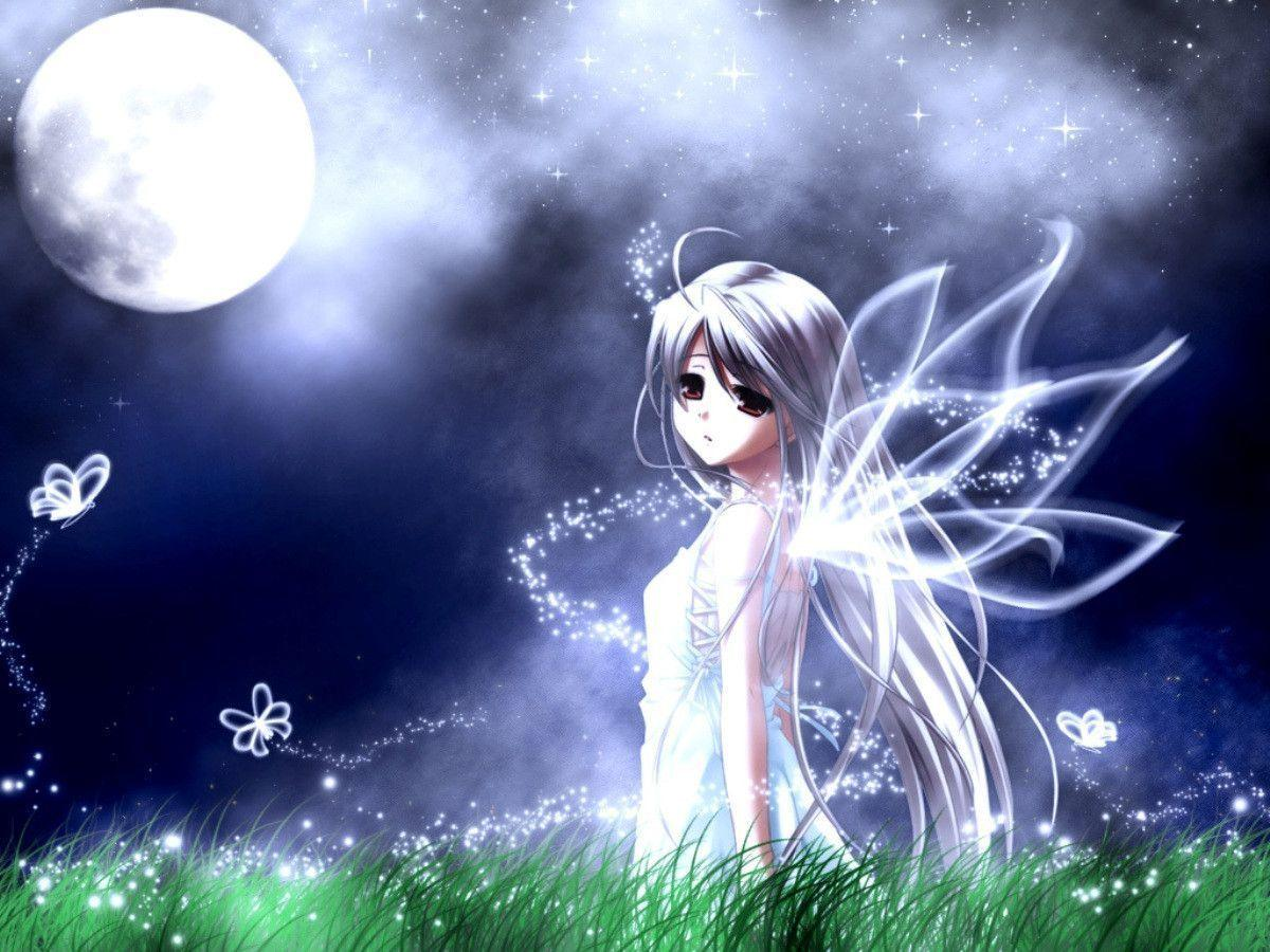Anime Angels Wallpapers Wallpaper Cave