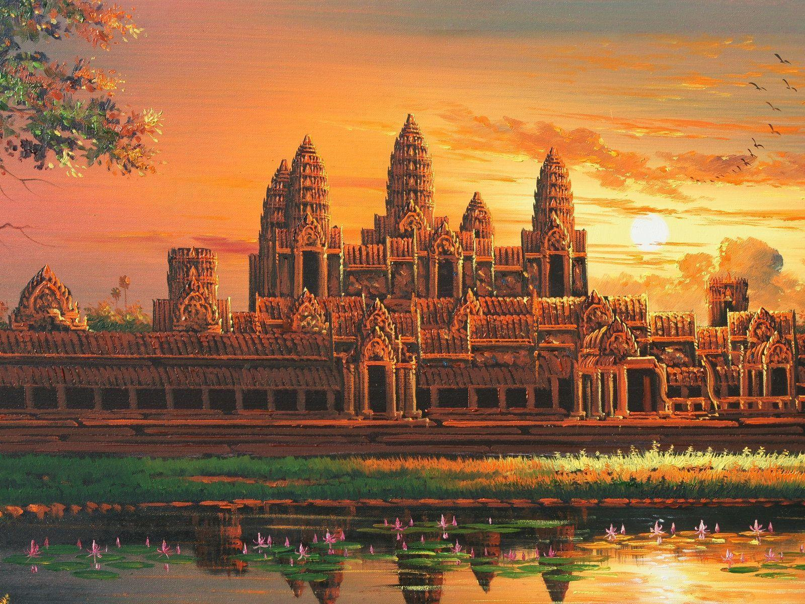 angkor wat wallpapers wallpaper cave. Black Bedroom Furniture Sets. Home Design Ideas