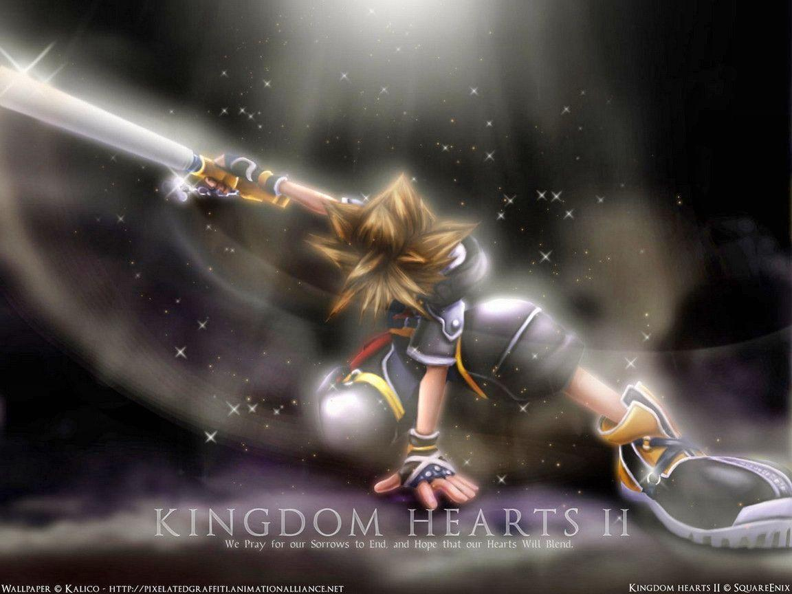 Download Kingdom Hearts Wallpapers