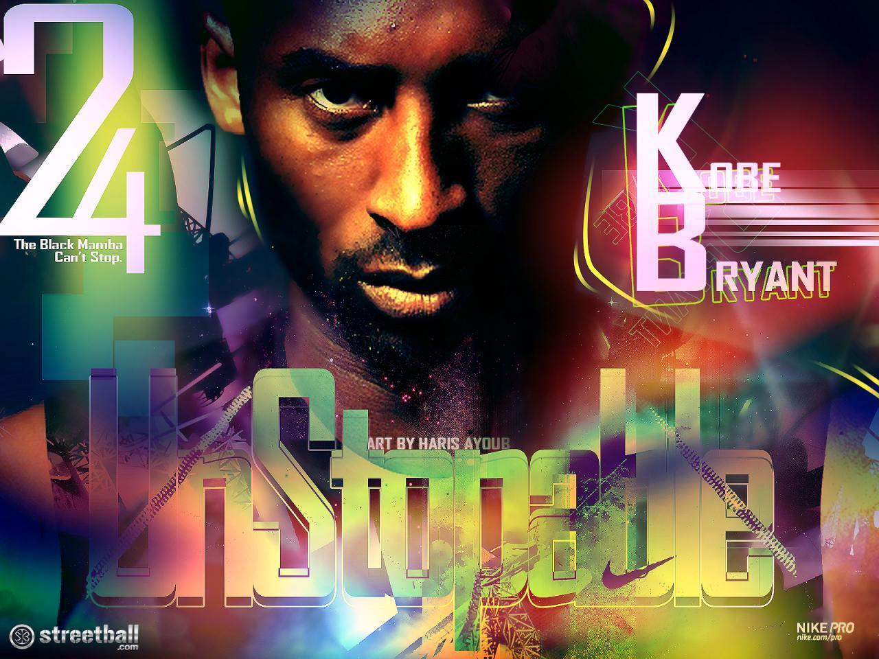 Kobe Bryant is Unstopable by Hanamichi Wallpapers 2012