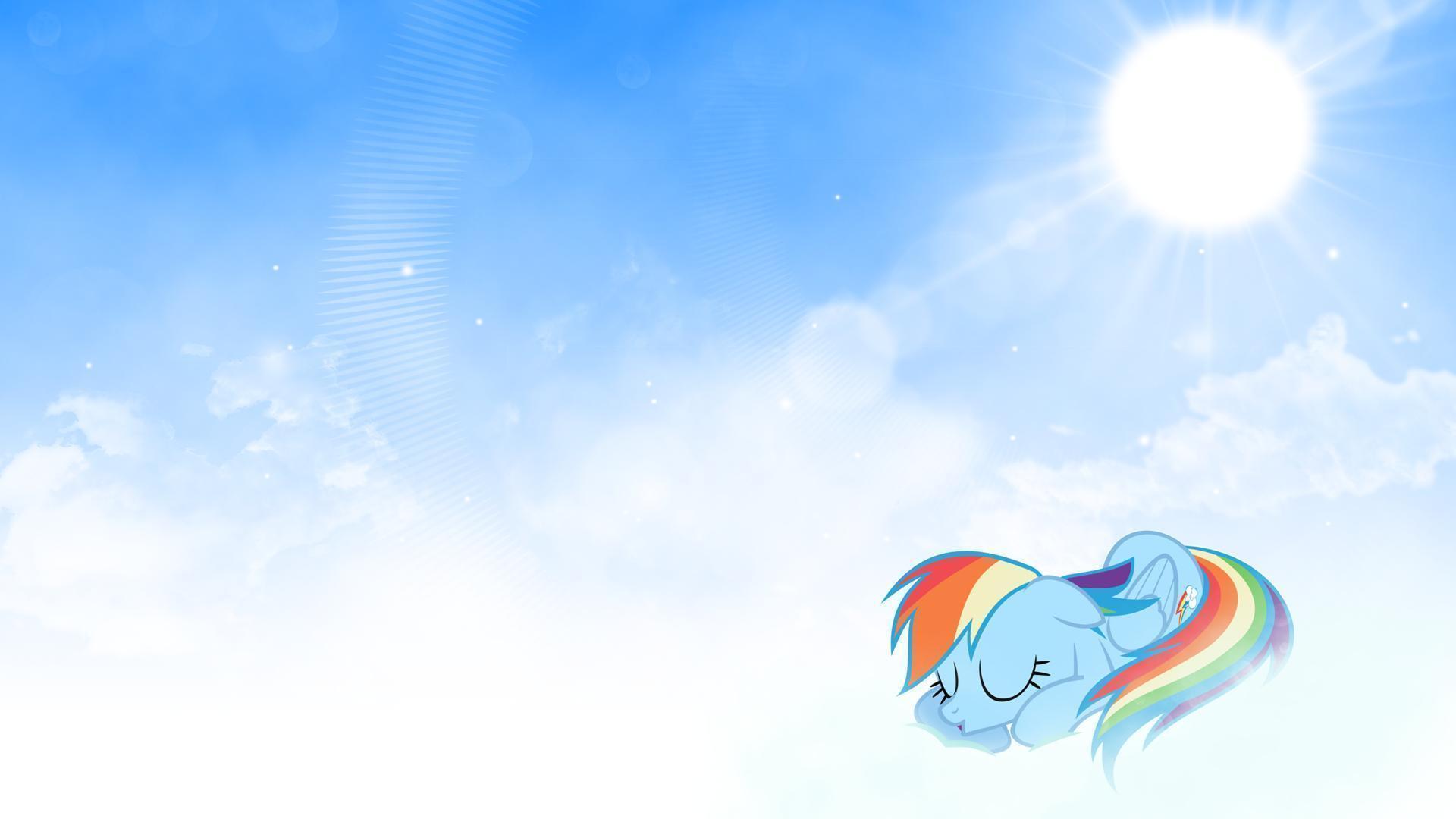 rainbow dash sphere background - photo #5