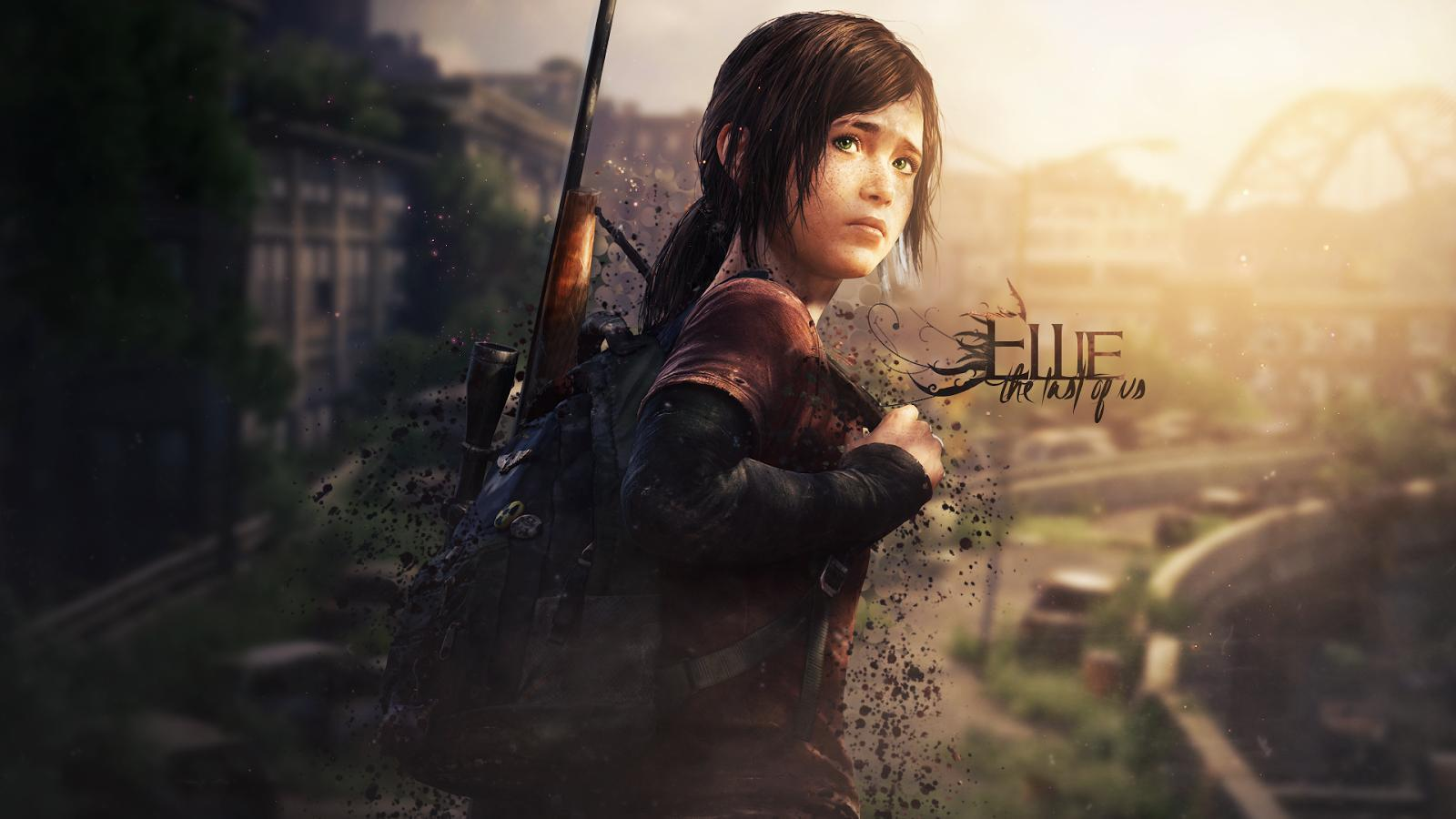 Ellie The Last Of Us Wallpaper: Wallpapers Girls