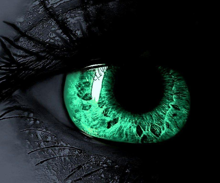 green eyed witch wallpaper - photo #39