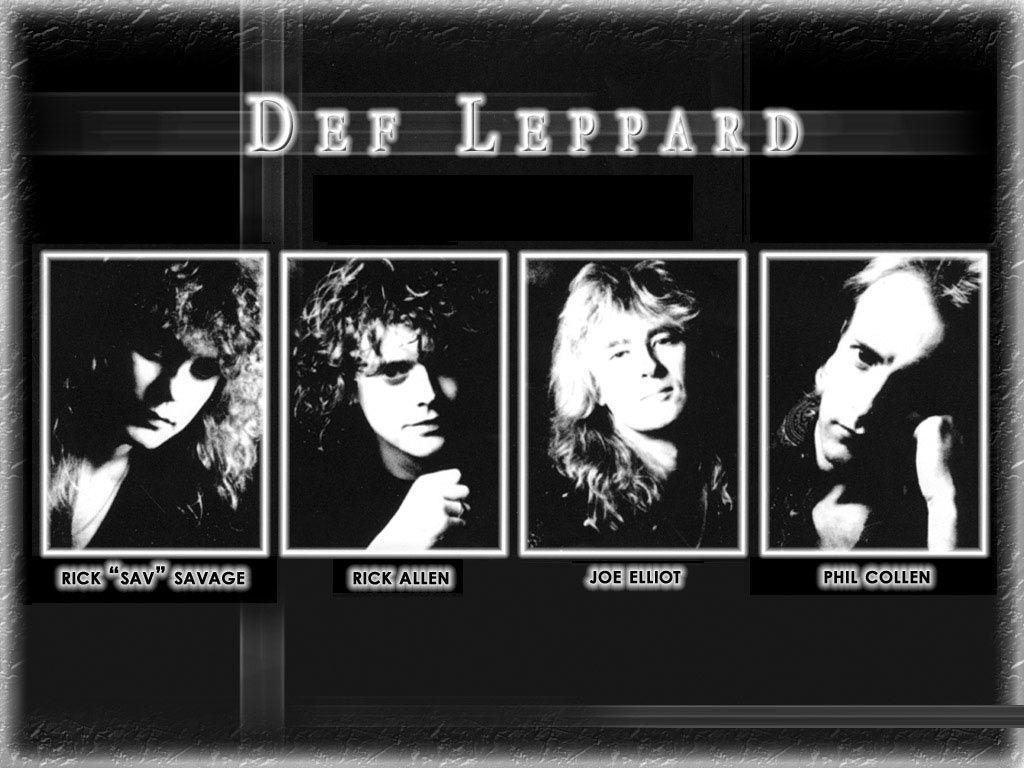 def leppard music band wallpapers