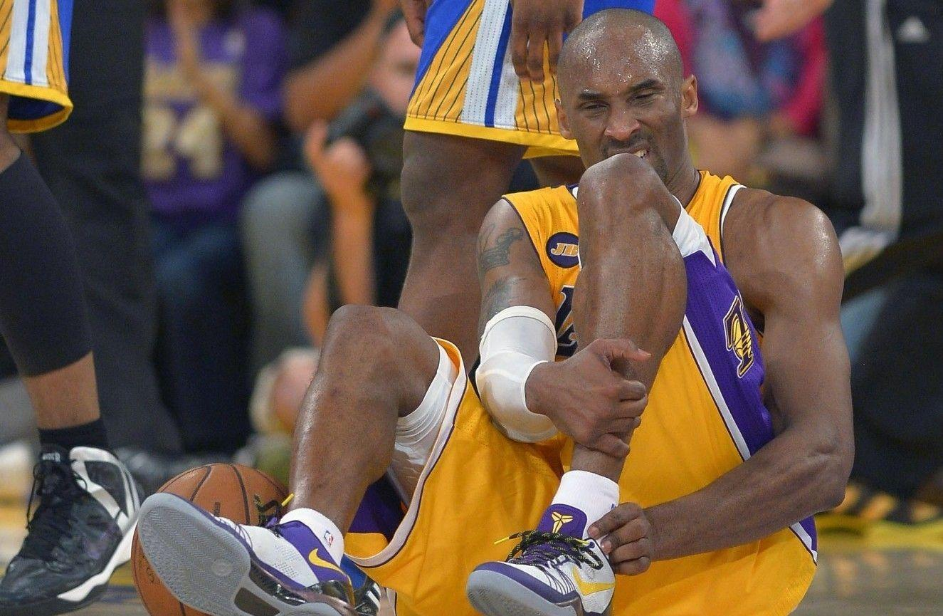 Kobe Bryant Injury Image : Wallpapers For Desktop Backgrounds HD