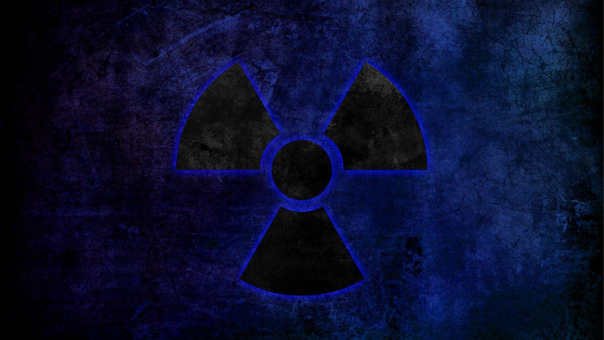 Pin Nuclear Signs Radioactive Logos Area Wallpaper on Pinterest