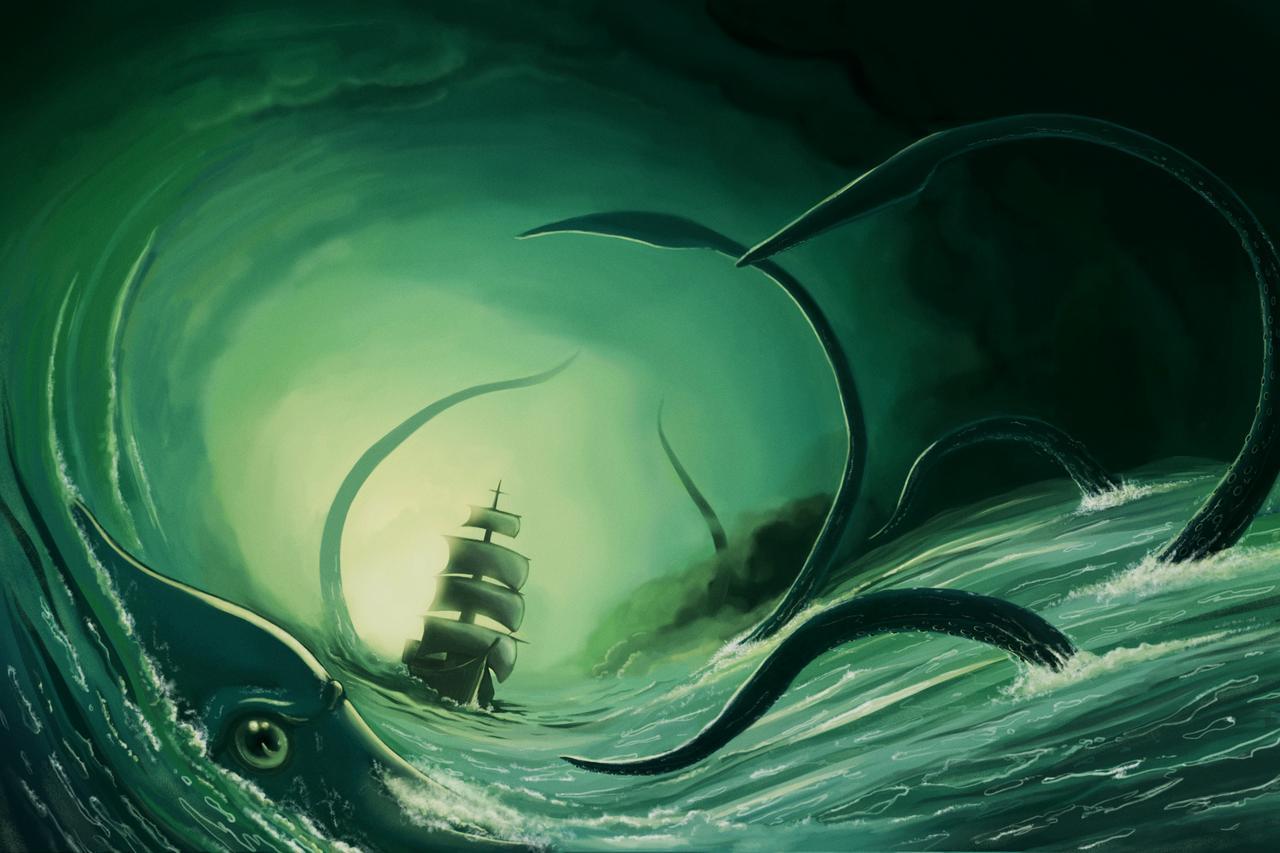 kraken wallpaper wallpapers jhonyvelascojpg - photo #13