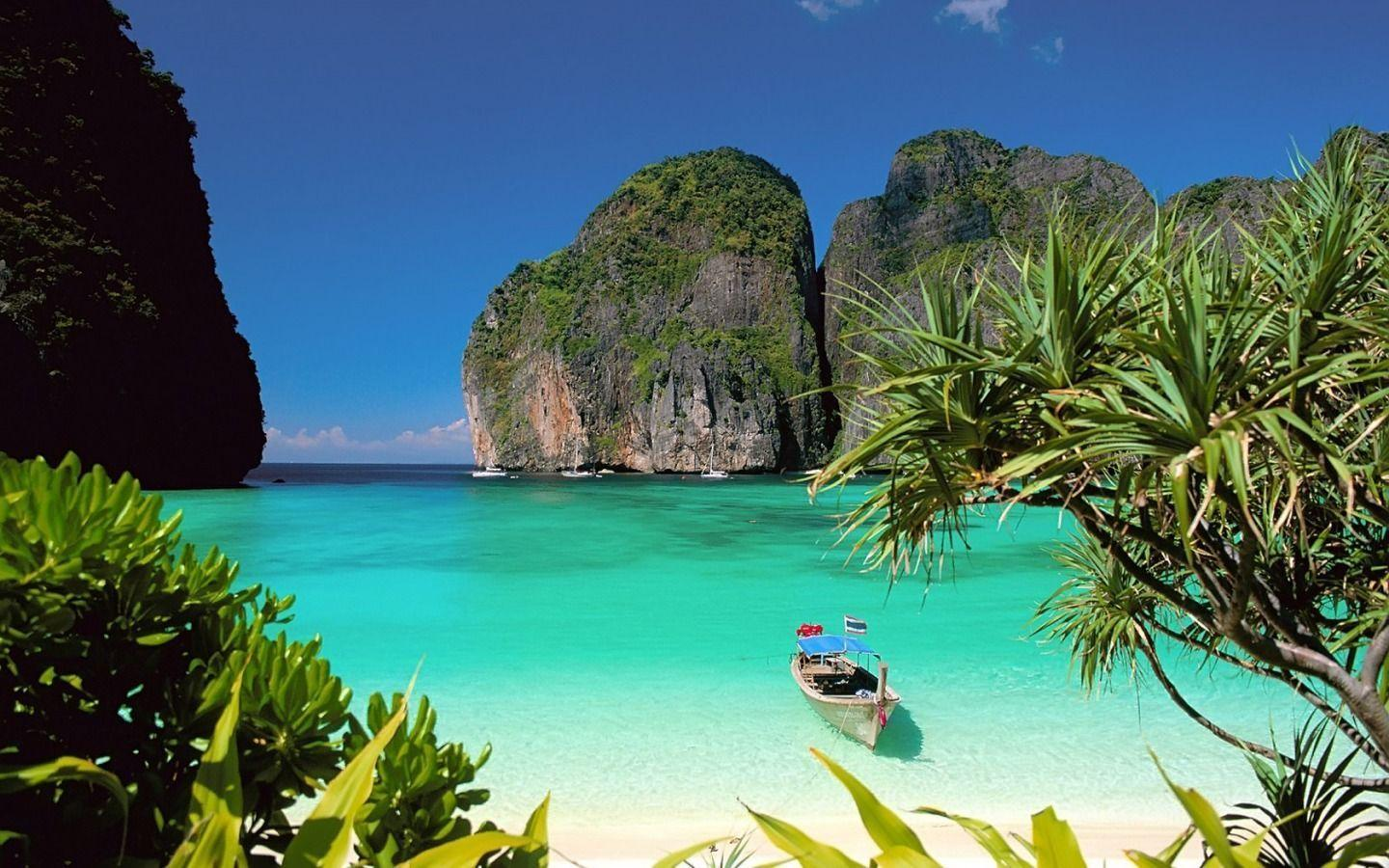 Thailand Beach HD Wallpapers - HD Wallpapers Inn